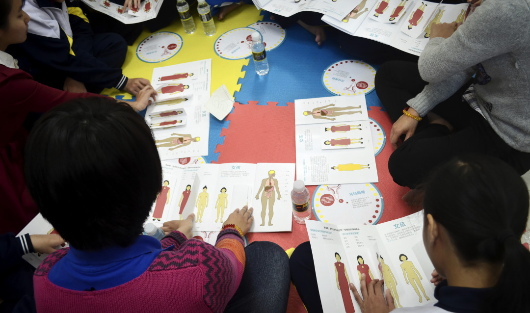 Menstrual Hygiene Seminar Sanya