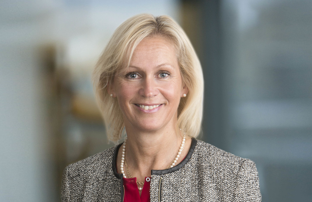 Kersti Strandqvist - Senior Vice President Corporate Sustainability